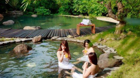 Tắm khoáng