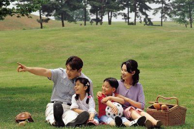 Hamya hotsping and resort giúp gia đình thắt chặt hơn tình cảm