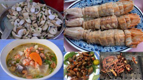 Địa điểm ăn uống ngon khi đi du lịch Quảng Ngãi