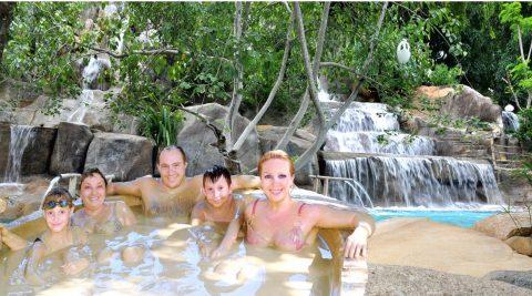 Phương pháp tắm bùn khoáng thiên nhiên tại Hamya