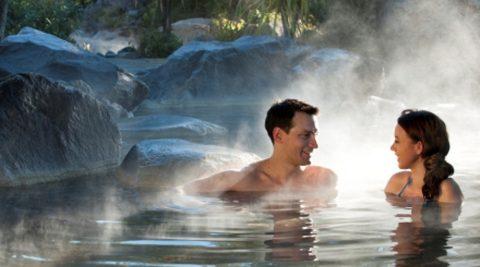 Lợi ích của việc tắm khoáng nóng Hamya vào mùa đông