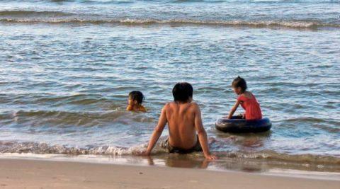 Du lịch Quảng Ngãi khám phá Khe Hai – bãi tắm tự nhiên, dân dã