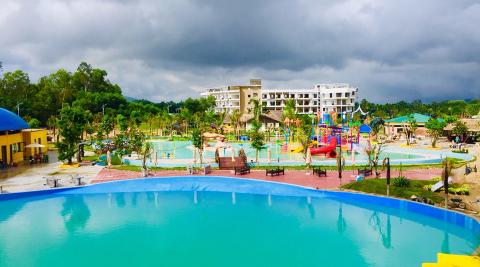 Những suối nước nóng nổi tiếng ở Việt Nam